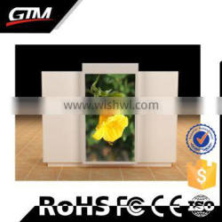"""65"""" customized lcd monitor advertisement information kiosk with OEM smart commercial space interactive multimedia kiosk totem"""