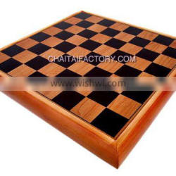 High Quality Traditional Chess Set with Lift Up Top