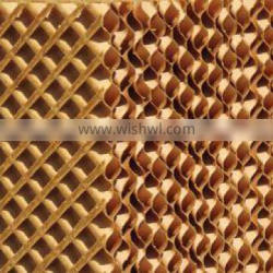 Poultry house hot selling evaporative cooling pad for poultry farm