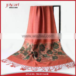 Spring Autumn wholesale dubai muslim wedding shawl