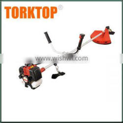 power tools gasoline cg260 chinese cheap petrol brush cutter wood machine with CE certificate