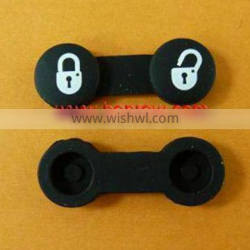 High Quality and hot selling VW 2 button remote key pad