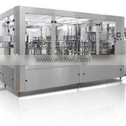 3000BPH automatic small bottle pure water production line