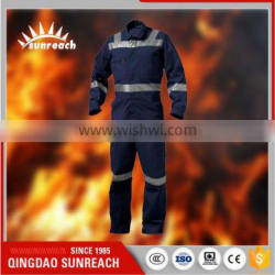 Direct Coat Fire Fighting Protect Cloth Retardant Coverall