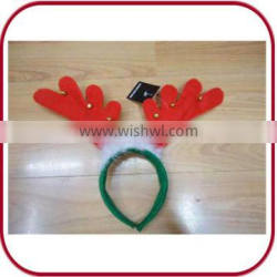 PGSC-0148 animal ear party christmas deer antlers headbands