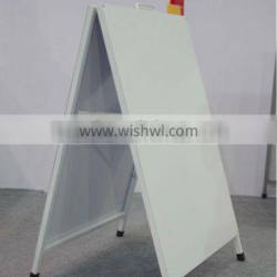 New product:LH2-6 full steel double side A-board,poster board and poster stand