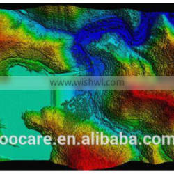 3D Imaging Laser Radar Surveying and Mapping System