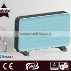 Panel portable electric air heater