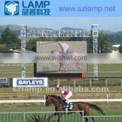 LAMP pixel pitch 12mm outdoor retal display for events and concerts