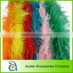 Wholesale! Ostrich Feather Boa For decoration
