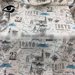 2017 Hot Sales 100 Polyester linen Fabric Curtain Fabric wholesale fabric