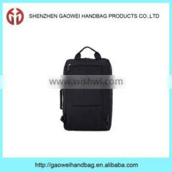 Latest high quality fashionable material waterproof laptop backpack GW747