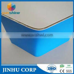 Shop front decoration acp board aluminum composite panel fireproof wall board