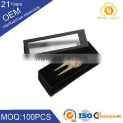 Wholesale Custom Golf Ball Pick Up Tool&Tee&Ball For Men's Business Gifts Set