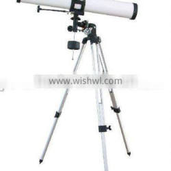 Astronomical collapsible telescope