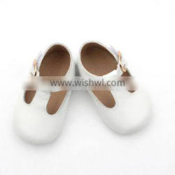 Popular style sandal leather summer baby shoes in Australia