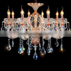 Hot New Products for 2015 Hotel Chandelier Restaurant Lighting CZ5002/8