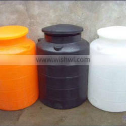 rotational moulded plastic storage water tank, polyethylene water tank
