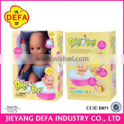 DEFA LUCY 2014 New Hotsale High Quality Toy PVC Plastic Baby Doll
