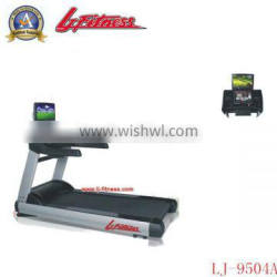 4.8HP Deluxe commercial treadmill (With TV) LJ-9504A