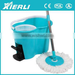 Magic Mop Stainless Steel Rotating Spin 360 Degrees Floor Cleaner 2015