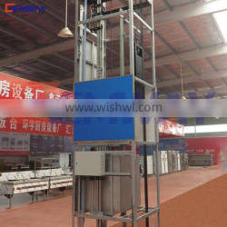 Stainless dumbwaiter kitchen food elevator service lift for sale