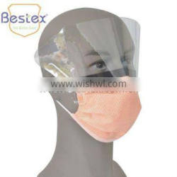 4-Ply Printed Disposable Face Mask With Shield