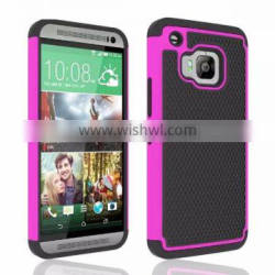 For HTC ONE M9 smart and unique phone case
