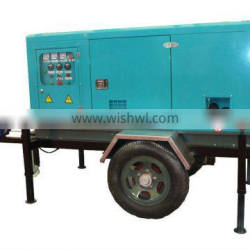 mobile generator CE approved 75KW