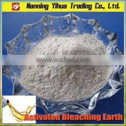 Tonsil Grade Activated Bleaching Earth for Lub Oil Decolorizing