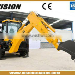 Chinese backhoe loader with lower price
