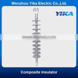 Wenzhou Yika IEC 45KV 100KN 70KN Composite Insulator Clevis and Tongue