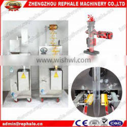 Stainless steel filter bag packing machine