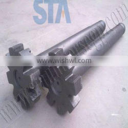 STA CE quality graphite rotor for industrial