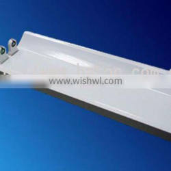 T8 Batten light fitting/light fixture with cover