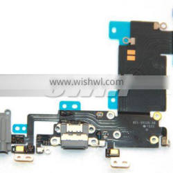 One by one tested ok , for iphone 6s plus usb charging port flex cable wholesale