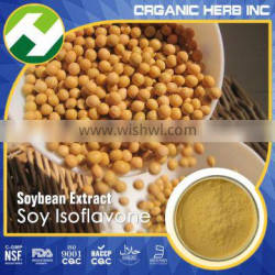 Soy Extract Powder Soy Isoflavone 40