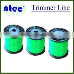2.0mm Round Commercial Grade Nylon Grass Trimmer Brush Cutter Line with 15m card head