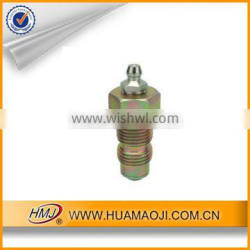 HMJ Brand new excavator grease valve grease fitting types