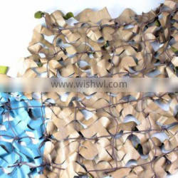 Military jungle hunting camouflage net for man