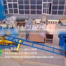 2 t/h charcoal extruder machine hot selling in Indonesia