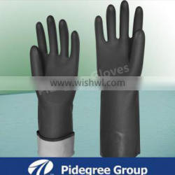 Latex Industrial Gloves High Quality Rubber Black Industrial Gloves