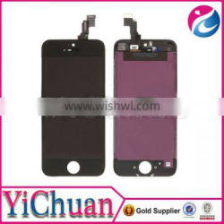 Hot selling mobile phone screen for iphone 5s screen, screen for iphone 5s