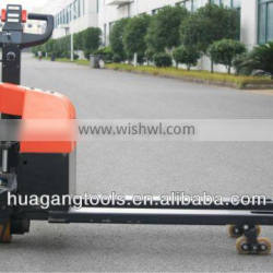 Powered Hand Truck With Hydraulic Lift 1.3T For Materials Handling