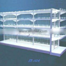 Supermarket wire rack,wire shelves,display racking