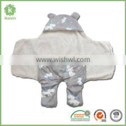China Factory Super Warm Cozy Printing Baby Blanket