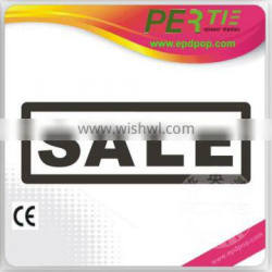 slide wall display e-paper display for POP decca advertisement, e-paper POP indoor advertisement
