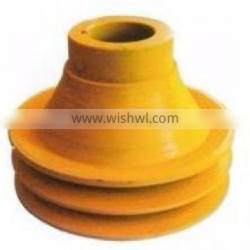 Excavator E320B Crankshaft pulley