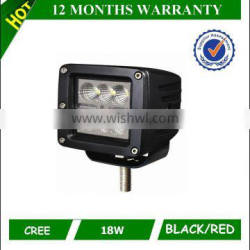 8*3watt high power ip67 waterproof led work light lamp 24w