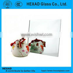 High Quality 3mm clear mirror for decoration with ISO Certificate